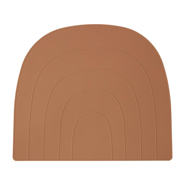 OYOY Living Design - OYOY MINI Rainbow Placemat Placemat 314 Fudge ?id=14458680344656