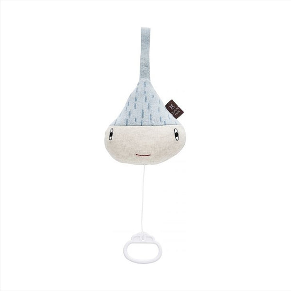 OYOY Living Design - OYOY MINI Raindrop Music Mobile Accessories - Kids 603 Pale Blue