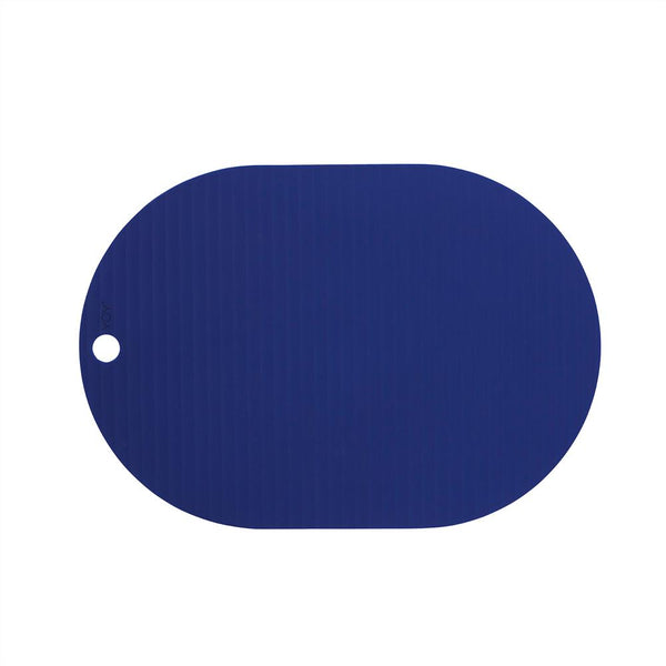 OYOY Living Design - OYOY LIVING Ribbo Placemat - Pack of Placemat 609 Optic Blue ?id=17048346296400
