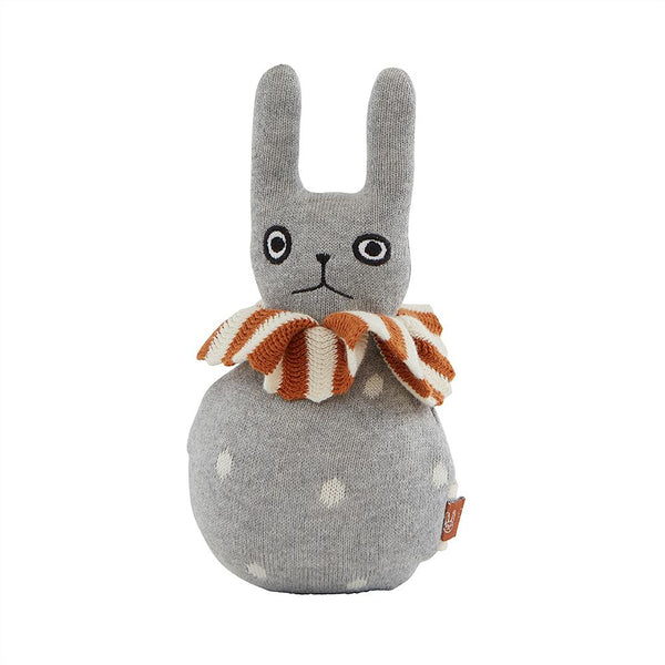 OYOY Living Design - OYOY MINI Roly Poly - Rabbit Accessories - Kids 202 Light Grey ?id=16940670845008