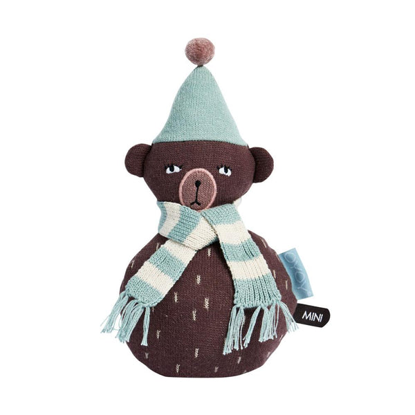 OYOY Living Design - OYOY MINI Roly Poly - Teddy Accessories - Kids 301 Brown