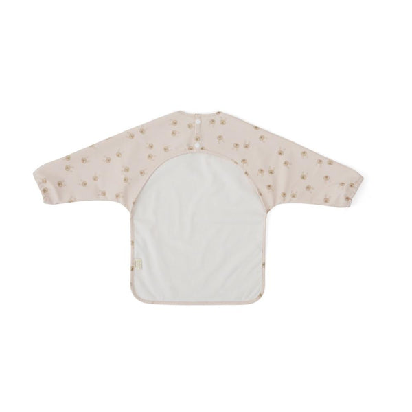 OYOY Living Design - OYOY MINI Cape Bib - Rabbit Apron 202 Light Grey / Rose
