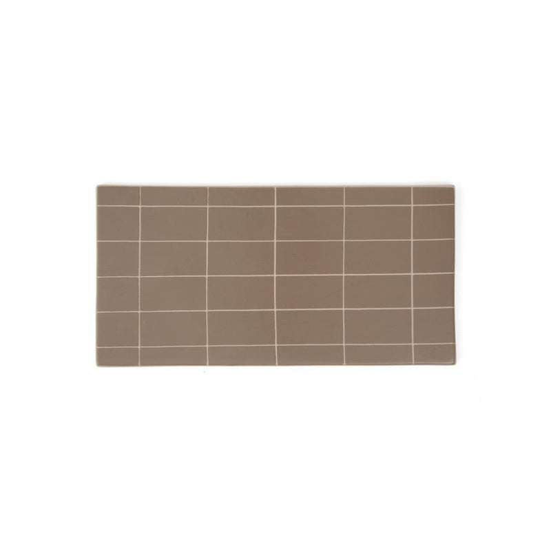 OYOY Living Design - OYOY LIVING Suki Board - Square Cutting Board 305 Nutmeg / Rose