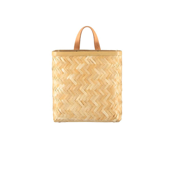 OYOY Living Design - OYOY LIVING Sporta Wall Basket Storage 901 Nature ?id=14458529185872