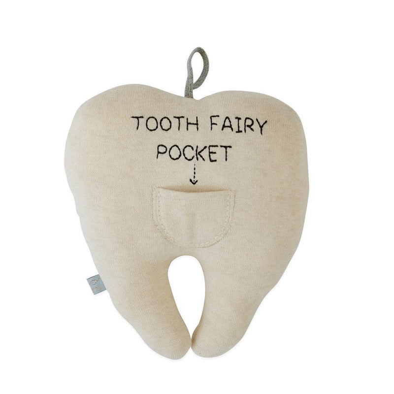 OYOY Living Design - OYOY MINI Tooth Fairy Cushion Soft Toys 102 Offwhite