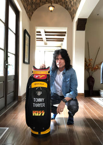 Golf Bag from Tommy Thayer
