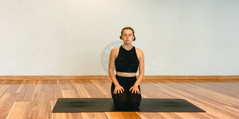 Immunity for Yoga Pose 1