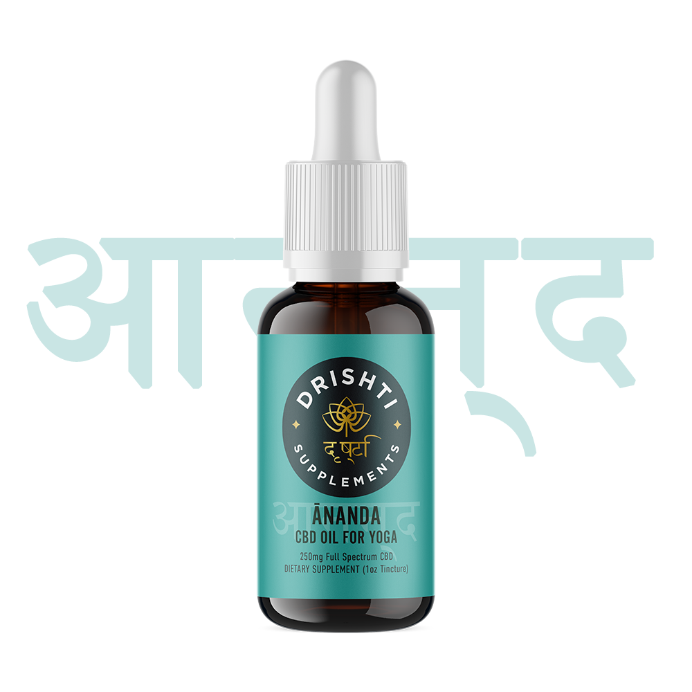 आनन्द Ānanda CBD Oil 250mg