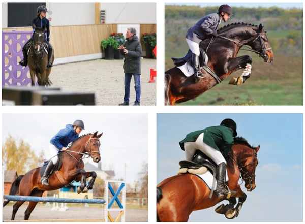 horseXperiences Show Jumping Stories Horse Riding Holidays