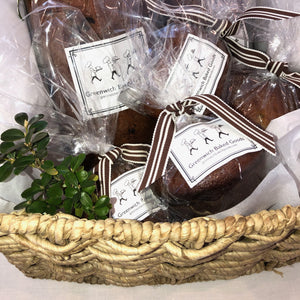 Basket Full of Greenwich Baked Goods