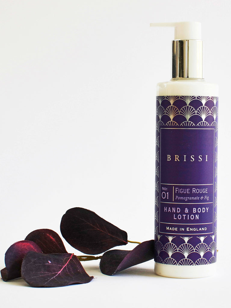 Figue Rouge Hand & Body Lotion Body Lotion BRISSI