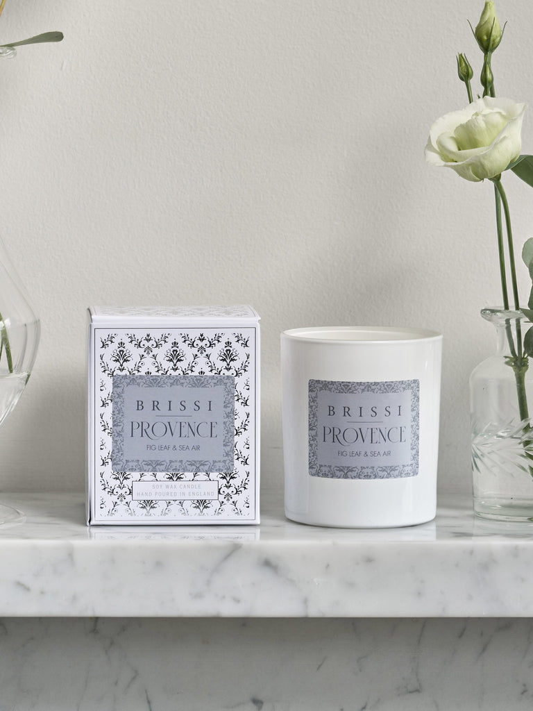 Provence Candle DIFFUSERS BRISSI