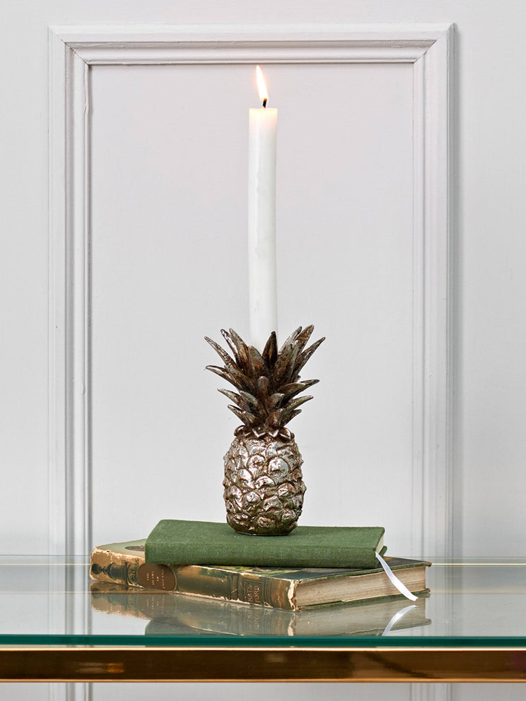 Pineapple Candlestick - Medium Candle Holder BRISSI