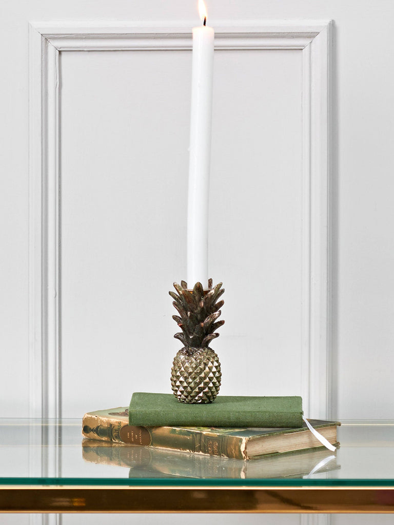 Pineapple Candlestick - Small Candle Holder BRISSI