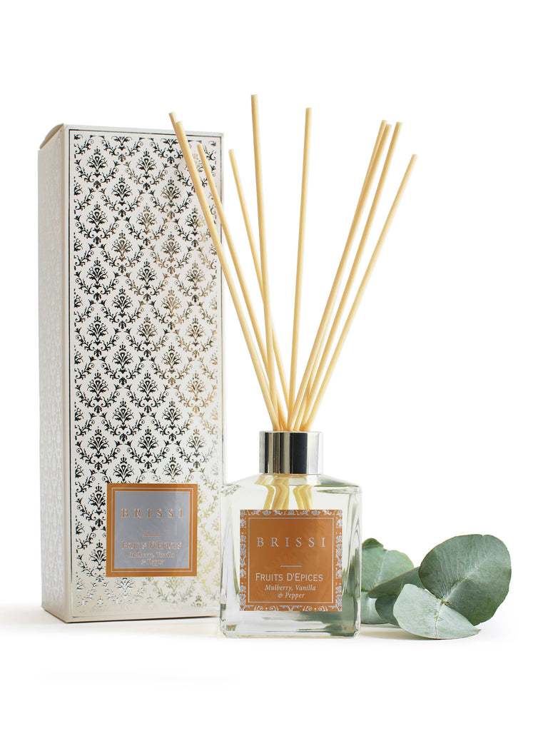 Fruits D'Epices 200ml Diffuser Reed Diffuser BRISSI