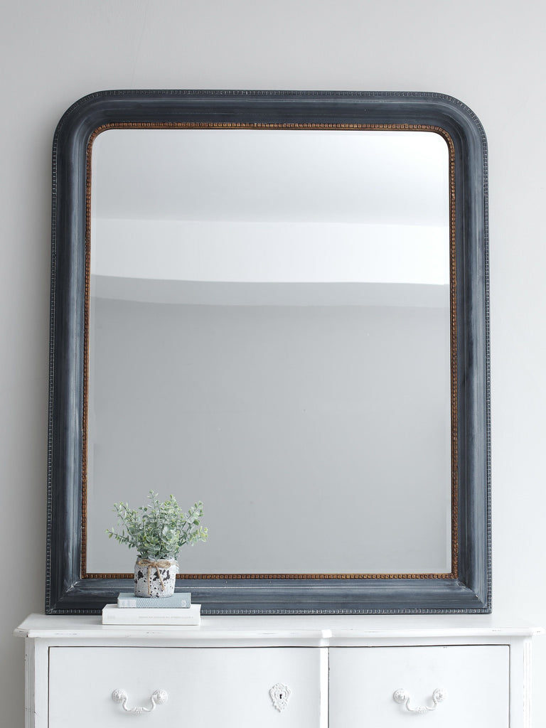 Hampshire Charcoal Mirror - Large MIRRORS BRISSI