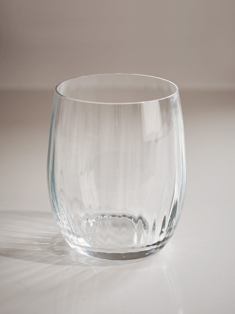 Sophia Crystal Tumbler - Set of 4 Glassware BRISSI
