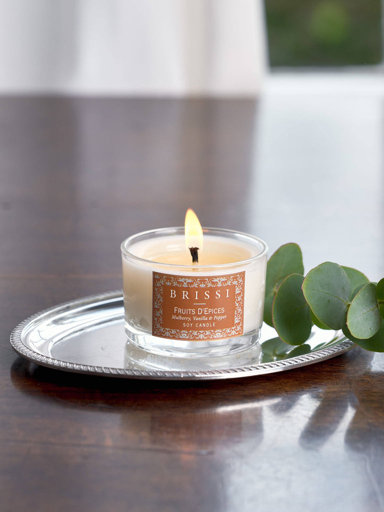 Fruit d'Epices Travel Candle Travel Candle BRISSI