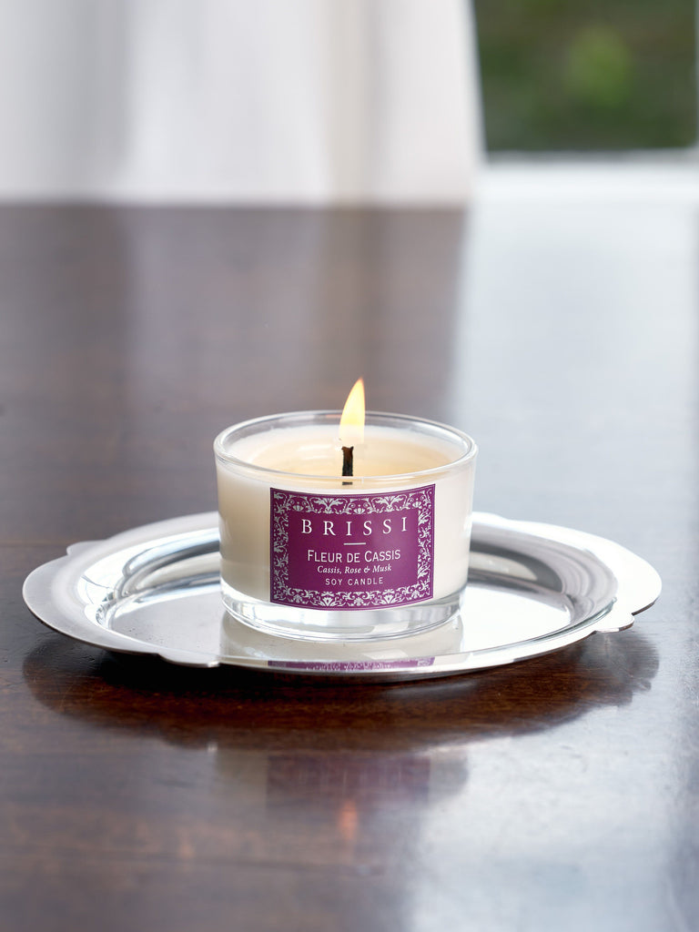 Fleur de Cassis Travel Candle Travel Candle BRISSI