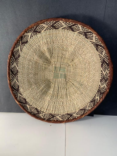 Binga AfricanWoven Wall Basket  Set 63