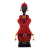 43cm Fabric Namji Doll - Red | 17-17.5""
