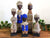 24-47cm Namji Doll Sotry 5 Piece Set - Silver and Blue
