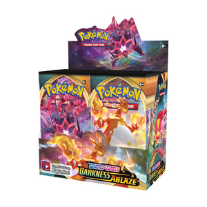 Pokemon TCG - Sword & Shield - Darkness Ablaze Booster Display Box (36 Booster Packs)