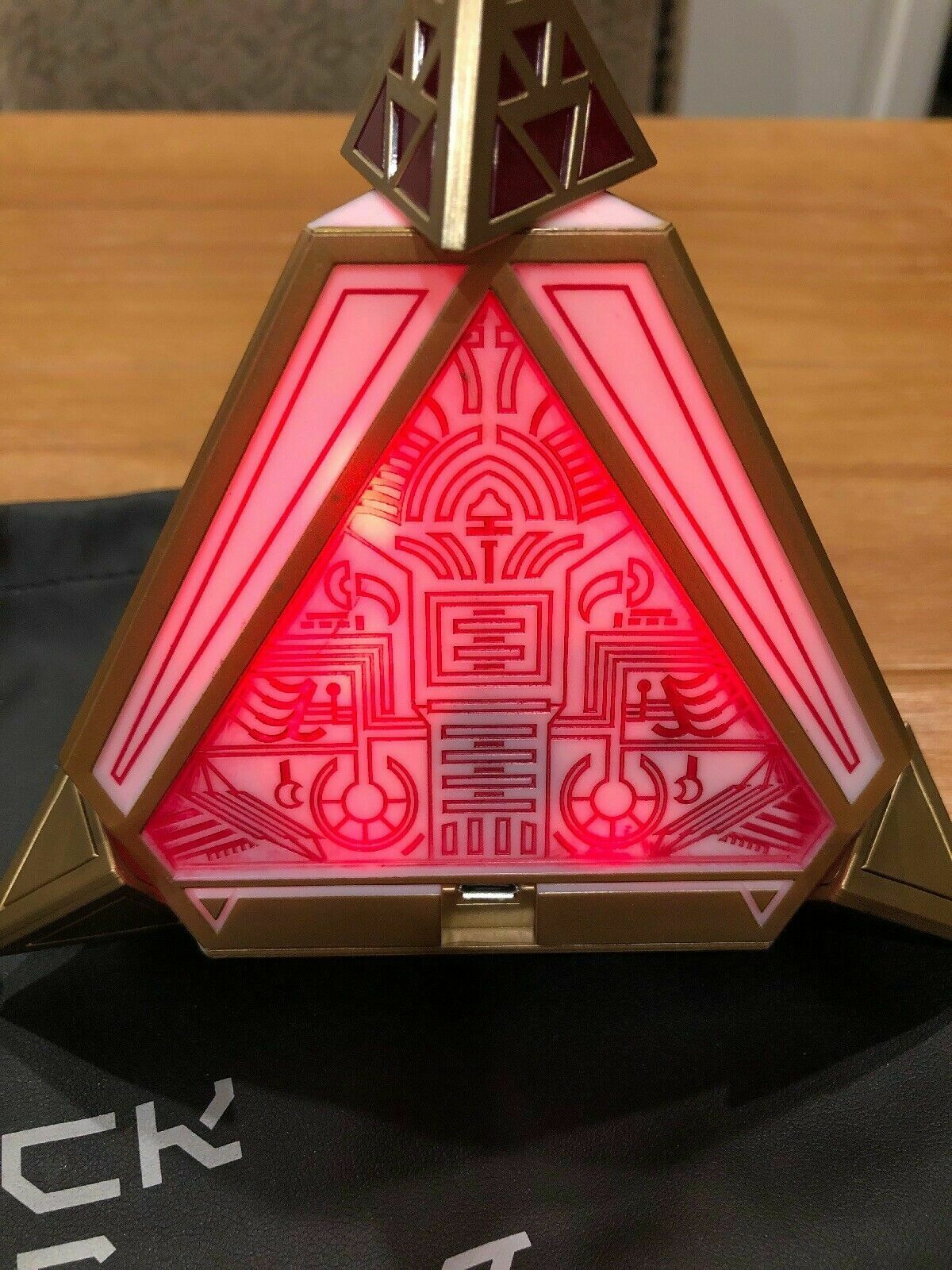 Disney Star Wars Galaxy's Edge Sith Holocron Light And Sound Effects New In Hand