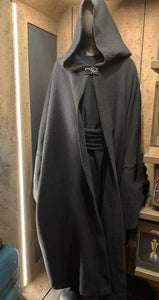 Galaxy's Edge Emperor Palpatine Darth Sidious Robe Cloak Cosplay