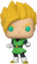 Load image into Gallery viewer, Dragon Ball Z Super Saiyan Gohan Glow In The Dark Pop! Entertainment Earth Exclusive Figure