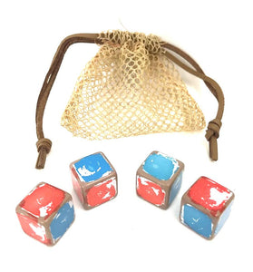 Galaxy's Edge Exclusive Chance Cubes Sabaac Dice Red Blue