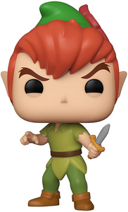 Funko Pop! Disney: Disney 65th - Peter Pan, 3.75 inches