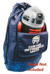 Star Wars Galaxy's Edge Droid Depot Astromech Droid Carrier Backpack