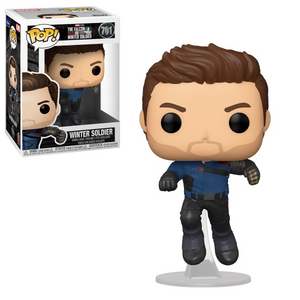 The Falcon and Winter Soldier Winter Soldier Pop! Vinyl Figure - Pre-Order January