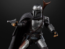 Load image into Gallery viewer, Star Wars The Black Series The Mandalorian (Beskar) 6-Inch Action Figure