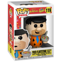 Load image into Gallery viewer, Funko Pop! Ad Icons Fruity PEBBLES- Fred with Cereal - Pre-Order March