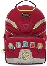 Load image into Gallery viewer, Loungefly Marvel Infinity Gauntlet Endgame Hero Mini Backpack
