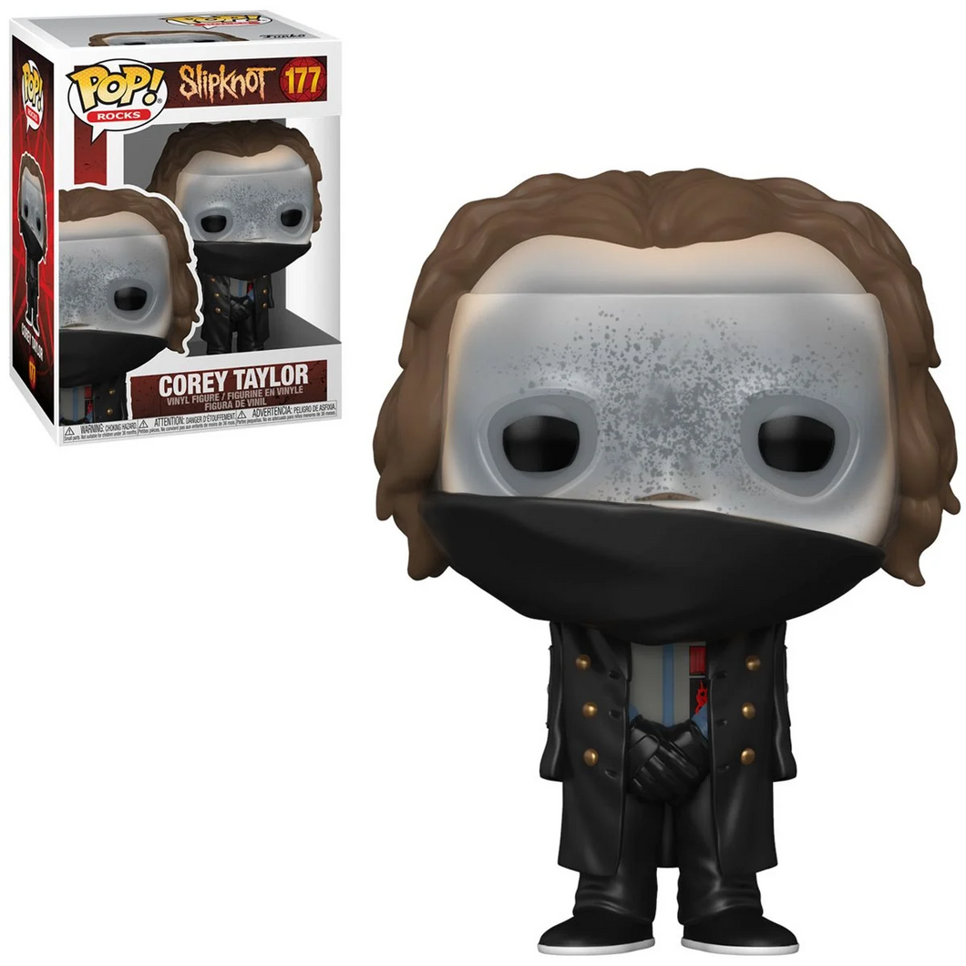 Funko Pop! Slipknot Corey Taylor Pop! Vinyl Figure - Pre-Order February