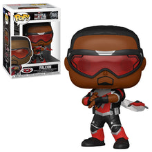 Load image into Gallery viewer, The Falcon and Winter Soldier Falcon Pop! Vinyl Figure