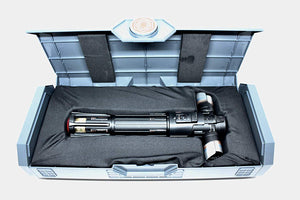 Galaxy's Edge Kylo Ren Legacy Lightsaber Hilt and Case