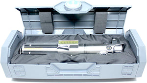 Galaxy's Edge Rey Legacy Lightsaber Hilt and Case