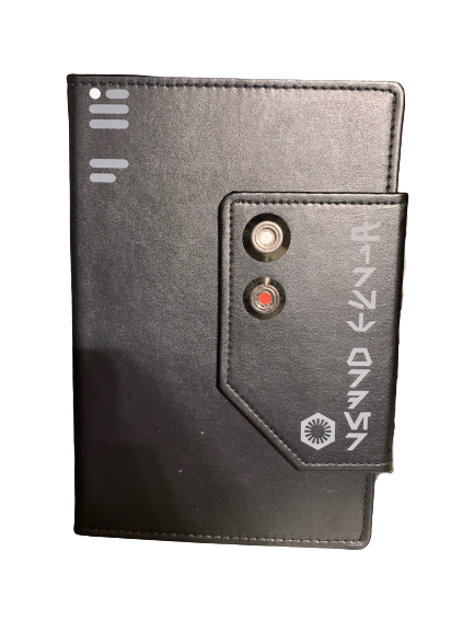Galaxy's Edge First Order Journal and Decoder
