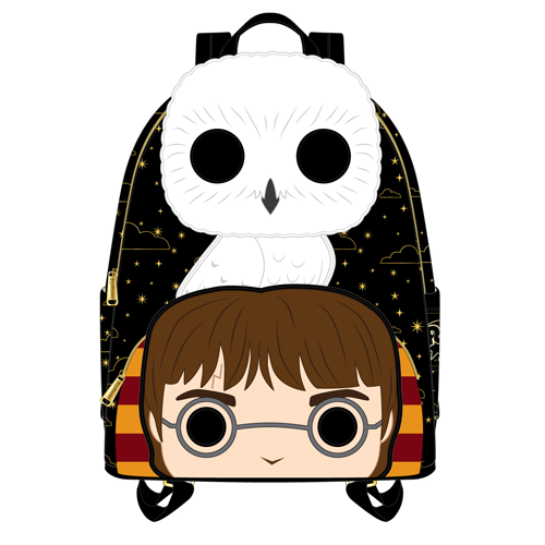 POP by Loungefly Harry Potter Hedwig Cosplay Mini Backpack - Pre-Order March