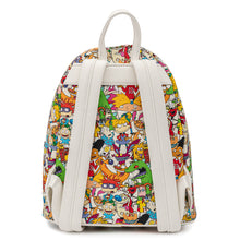 Load image into Gallery viewer, Loungefly Disney Atlantis 20th Anniversary Kida Milo Mini Backpack - Pre-Order June
