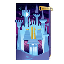 Load image into Gallery viewer, Loungefly Disney Cinderella Castle Series Flap Wallet - Pre-Order June