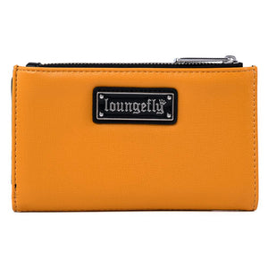 Loungefly Halloween Pumpkin Flap Wallet Back