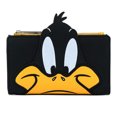 Loungefly Looney Tunes Daffy Duck Cosplay Flap Wallet - Pre-Order February