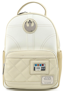 Loungefly Star Wars Princess Leia Hoth Cosplay Mini Backpack Front