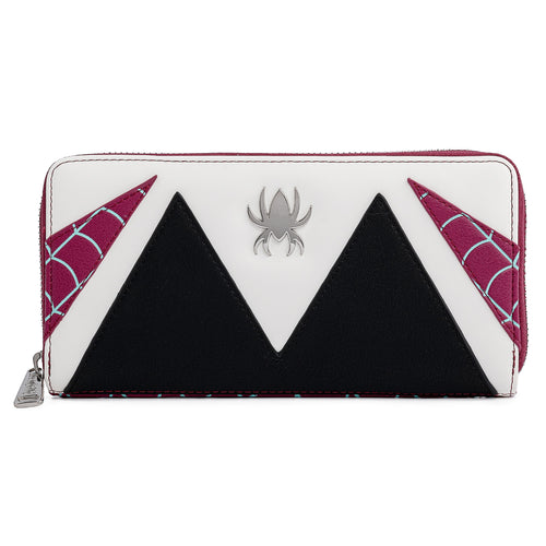 Loungefly Marvel Spider Gwen Cosplay Ziparound Wallet - Pre-Order May