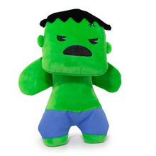 Load image into Gallery viewer, Marvel Hulk Standing Pose Plush Dog Chew Toy